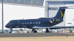 パンダさんが、成田国際空港で撮影したTVPX ARS Inc Trustee G-V-SP Gulfstream G550の航空フォト(写真)