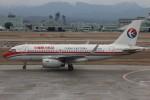 コギモニさんが、小松空港で撮影した中国東方航空 A319-133の航空フォト(写真)