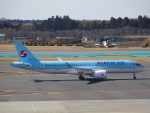 KAZFLYERさんが、成田国際空港で撮影した大韓航空 A220-300 (BD-500-1A11)の航空フォト(飛行機 写真・画像)