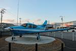 Wasawasa-isaoさんが、名古屋飛行場で撮影した日本法人所有 Commander 112の航空フォト(写真)