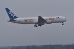 Cスマイルさんが、成田国際空港で撮影した全日空 767-381/ERの航空フォト(写真)