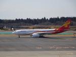 KAZFLYERさんが、成田国際空港で撮影した香港航空 A330-243の航空フォト(写真)