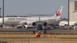 raichanさんが、成田国際空港で撮影したTVPX ARS INC TRUSTEE G-V-SP Gulfstream G550の航空フォト(写真)