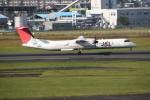 kumagorouさんが、宮崎空港で撮影した日本エアコミューター DHC-8-402Q Dash 8の航空フォト(飛行機 写真・画像)
