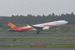 kuro2059さんが、成田国際空港で撮影した香港航空 A330-343Xの航空フォト(写真)