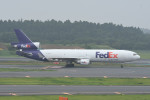 kuro2059さんが、成田国際空港で撮影したフェデックス・エクスプレス MD-11Fの航空フォト(飛行機 写真・画像)