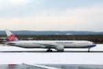 syunさんが、新千歳空港で撮影したチャイナエアライン 777-36N/ERの航空フォト(写真)