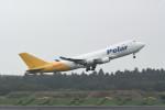 kuro2059さんが、成田国際空港で撮影したポーラーエアカーゴ 747-46NF/SCDの航空フォト(飛行機 写真・画像)
