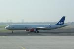 panchiさんが、コペンハーゲン国際空港で撮影したスカンジナビア航空 A321-232の航空フォト(写真)