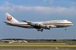 Gambardierさんが、羽田空港で撮影した日本航空 747-346の航空フォト(写真)