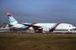 tassさんが、羽田空港で撮影した日本エアシステム 777-289の航空フォト(飛行機 写真・画像)