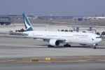 しゃこ隊さんが、関西国際空港で撮影したキャセイパシフィック航空 777-367の航空フォト(写真)