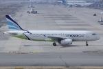 しゃこ隊さんが、関西国際空港で撮影したエアプサン A320-232の航空フォト(写真)