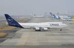 kix-booby2さんが、関西国際空港で撮影したルフトハンザドイツ航空 747-430の航空フォト(写真)