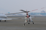 syo12さんが、函館空港で撮影した日本法人所有 AW109SP GrandNewの航空フォト(写真)