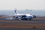 yabyanさんが、中部国際空港で撮影したヴォルガ・ドニエプル航空 An-124-100 Ruslanの航空フォト(飛行機 写真・画像)