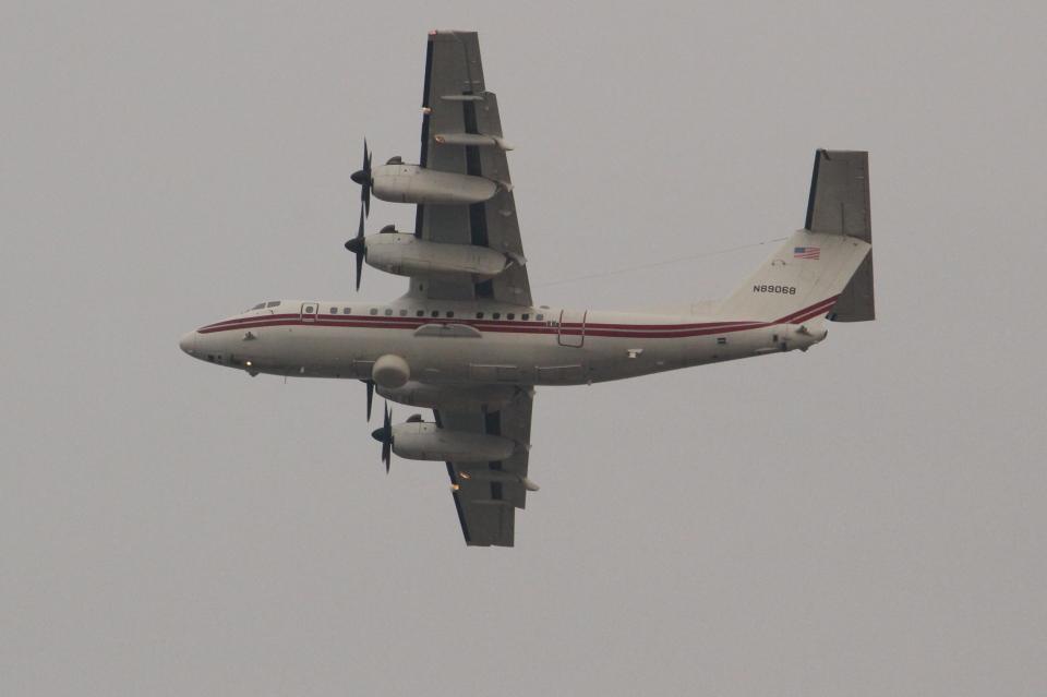 OMAさんのアメリカ陸軍 De Havilland Canada DHC-7 (N89068) 航空フォト