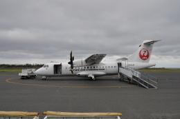 とっちさんが、沖永良部空港で撮影した日本エアコミューター ATR-42-600の航空フォト(飛行機 写真・画像)