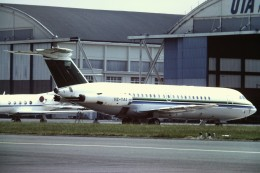 tassさんが、ル・ブールジェ空港で撮影した不明 111-401AK One-Elevenの航空フォト(飛行機 写真・画像)
