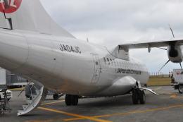 とっちさんが、徳之島空港で撮影した日本エアコミューター ATR-42-600の航空フォト(飛行機 写真・画像)