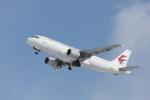 ATOMさんが、帯広空港で撮影した中国東方航空 A320-214の航空フォト(飛行機 写真・画像)