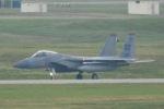 NRT16-34さんが、嘉手納飛行場で撮影したアメリカ空軍 F-15C-40-MC Eagleの航空フォト(写真)