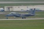 NRT16-34さんが、嘉手納飛行場で撮影したアメリカ空軍 F-15C-30-MC Eagleの航空フォト(写真)