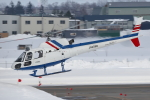 meskinさんが、札幌飛行場で撮影した北海道航空 AS350B2 Ecureuilの航空フォト(写真)