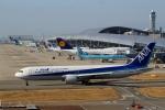 ハピネスさんが、関西国際空港で撮影した全日空 767-381/ERの航空フォト(写真)