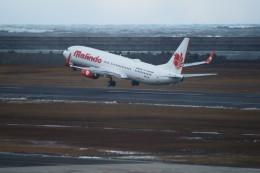 kij niigataさんが、新潟空港で撮影したマリンド・エア 737-9GP/ERの航空フォト(写真)