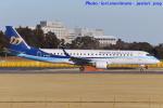 いおりさんが、成田国際空港で撮影したマンダリン航空 ERJ-190-100 IGW (ERJ-190AR)の航空フォト(写真)