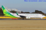 いおりさんが、成田国際空港で撮影した春秋航空日本 737-86Nの航空フォト(写真)