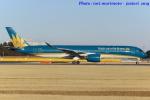 いおりさんが、成田国際空港で撮影したベトナム航空 A350-941XWBの航空フォト(写真)