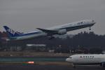 Cスマイルさんが、成田国際空港で撮影した全日空 777-381/ERの航空フォト(写真)
