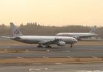 ふじいあきらさんが、成田国際空港で撮影したアメリカン航空 777-223/ERの航空フォト(写真)