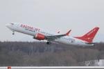 09RJNH27さんが、新千歳空港で撮影したイースター航空 737-8-MAXの航空フォト(写真)