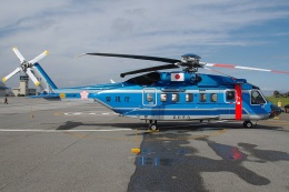MOR1(新アカウント)さんが、木更津飛行場で撮影した警視庁 S-92Aの航空フォト(飛行機 写真・画像)