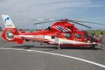 MOR1(新アカウント)さんが、木更津飛行場で撮影した千葉市消防航空隊 AS365N3 Dauphin 2の航空フォト(写真)