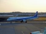 ハピネスさんが、高知空港で撮影した全日空 A321-272Nの航空フォト(写真)