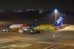 Cスマイルさんが、羽田空港で撮影した全日空 777-281/ERの航空フォト(写真)