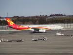 KAZFLYERさんが、成田国際空港で撮影した香港航空 A330-343Xの航空フォト(飛行機 写真・画像)