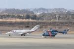 だいまる。さんが、静岡空港で撮影した静岡エアコミュータ 525A Citation CJ2+の航空フォト(写真)