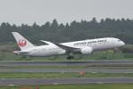 kuro2059さんが、成田国際空港で撮影した日本航空 787-8 Dreamlinerの航空フォト(写真)
