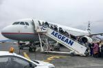 Y-Kenzoさんが、テッサロニーキ・マケドニア国際空港で撮影したエーゲ航空 A321-231の航空フォト(写真)