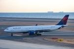 TulipTristar 777さんが、中部国際空港で撮影したデルタ航空 A330-223の航空フォト(写真)