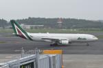 kuro2059さんが、成田国際空港で撮影したアリタリア航空 A330-202の航空フォト(飛行機 写真・画像)