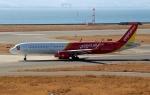 ハピネスさんが、関西国際空港で撮影したベトジェットエア A321-271Nの航空フォト(写真)