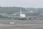 kuro2059さんが、成田国際空港で撮影したウィルミントン・トラスト・カンパニー 747-4KZF/SCDの航空フォト(写真)