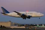 AkilaYさんが、ペインフィールド空港で撮影したボーイング 747-409(LCF) Dreamlifterの航空フォト(写真)