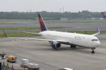 kuro2059さんが、成田国際空港で撮影したデルタ航空 767-332/ERの航空フォト(写真)
